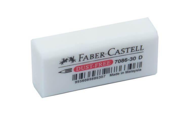 پاک کن سفید Faber Castel