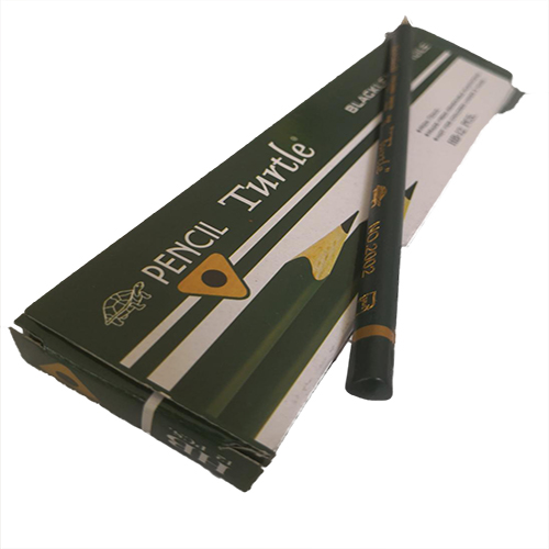 مداد مشکی لاک پشت HB-12
