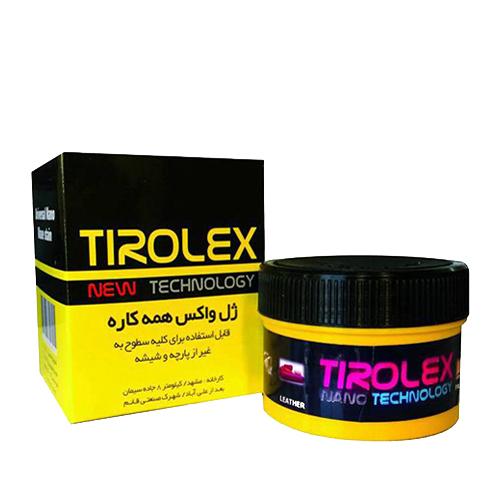 ژل واکس همه کاره Tirolex