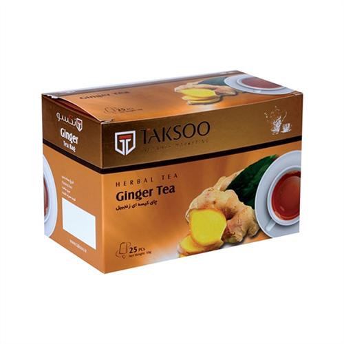 چای معطر زنجبیل