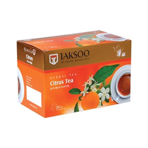 چای کیسه ای بهارنارنج