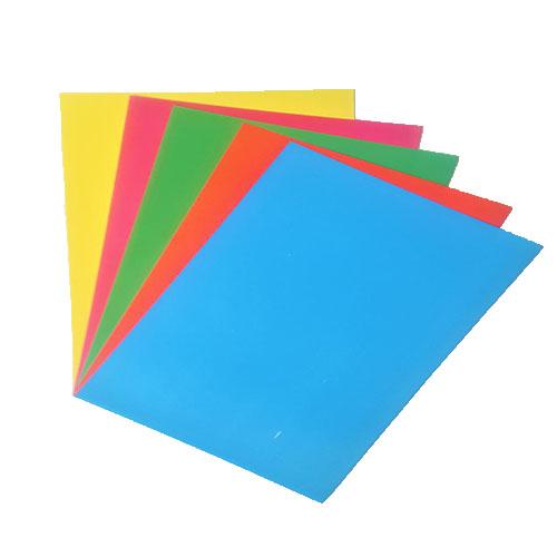 کاغذ رنگی 5 رنگ