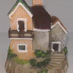 کلبه تزئینی