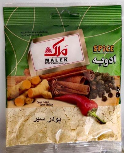 پودر سیر ملک50گرم