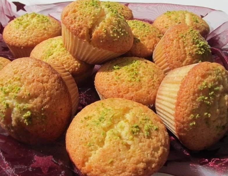 آموزش پخت کیک یزدی