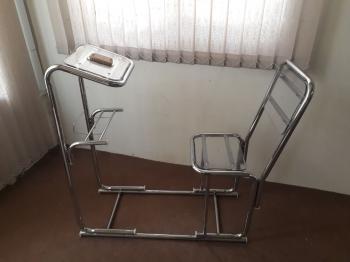 صندلی نماز ارگونومیک پشتی دار تلقی جدید