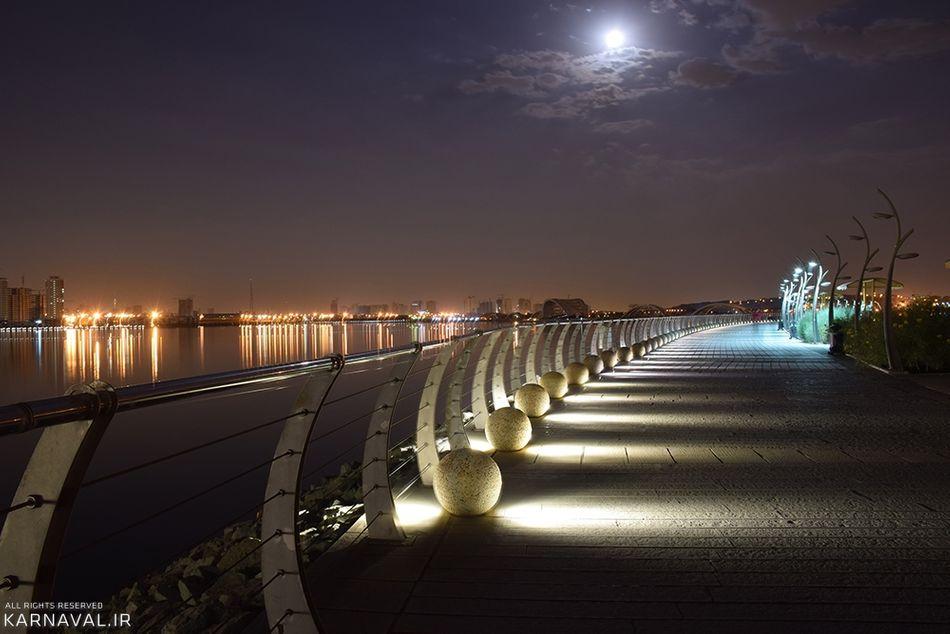 گردشگری تهران- دریاچه چیتگر